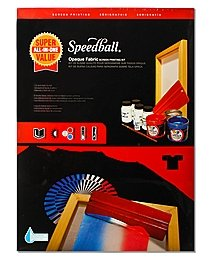 Super Value Opaque Screen Printing Kit