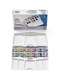 Cotman Water Colour Pocket Plus Set