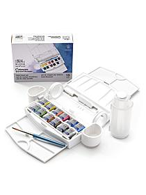 Cotman Water Colour Field Plus Set