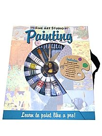 Fine Art Studio--Painting