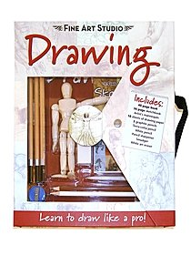 Fine Art Studio Drawing drawing kit