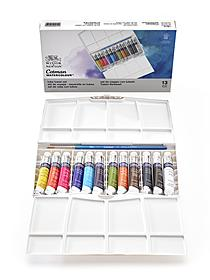 Cotman Water Colour Painting Plus Set - Tubes