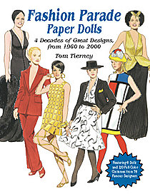 Fashion Parade Paper Dolls Fashion Parade Paper Dolls