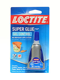 Super Glue Easy Squeeze Gel