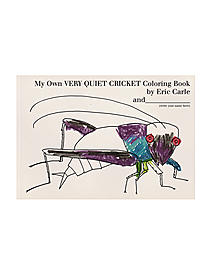 Eric Carle's Very Series Coloring Book