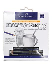 Creative Studio Getting Started Drawing & Sketching Set