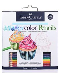 Creative Studio Getting Started Watercolor Pencil Art Set