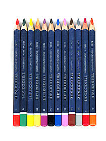 Triocolor Grand Drawing Pencils