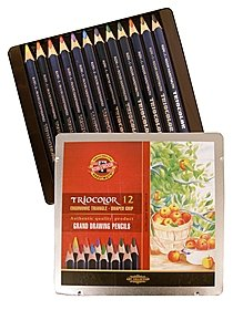 Triocolor Grand Pencil Set
