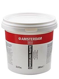 Modeling Paste liter plastic tub