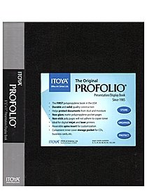 Profolio Presentation/Display Books