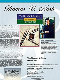 Thomas Nash Brush Sets