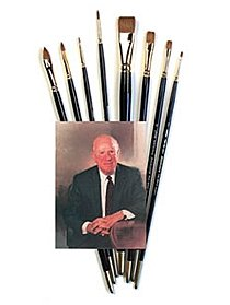 John Sanden Red Sable Brush Sets