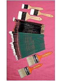 Nelson Shanks Brush Sets 45 brush elite primo pennello set