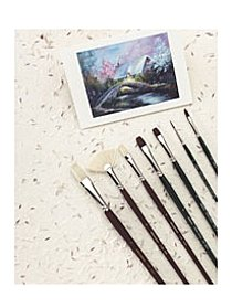Bill DeLoach Brush Set