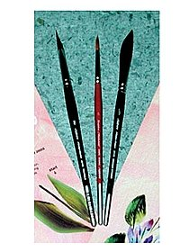 Earline Padgett Specialty Stroke Brush Set
