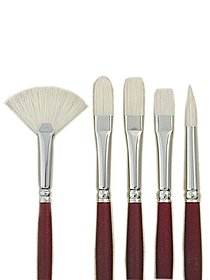 Silverstone Long Handled Brush Set