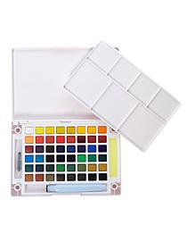Koi Watercolors Pocket Field Sketch Box Set