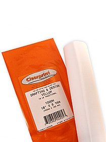Image of 1000H Drafting & Design Vellum 18 in. x 5 yd. roll