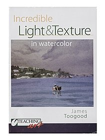 Incredible Light & Texture in Watercolor -- DVD