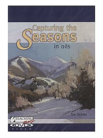 Capturing the Seasons in Oils -- DVD