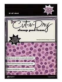 Cut n' Dry Stamp Pad Foam