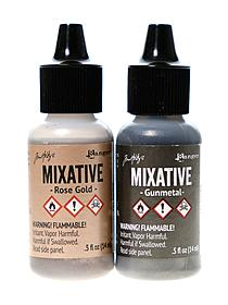 Tim Holtz Alcohol Inks Metallic Mixatives