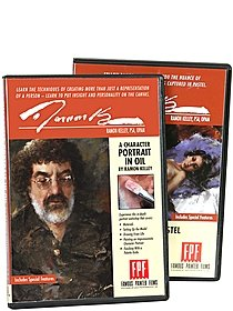 Famous Painter Films: Ramon Kelley Instructional DVDs