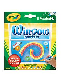 Washable Window Markers set of 8