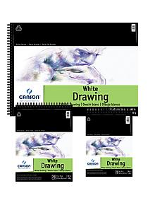 Pure White Drawing Pads