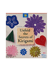 Unfold the Secrets of Kirigami Kit