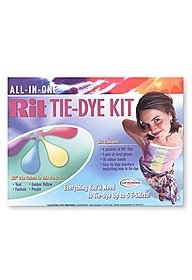 All-In-One Tie-Dye Kit