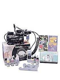 Airbrush Deluxe Set