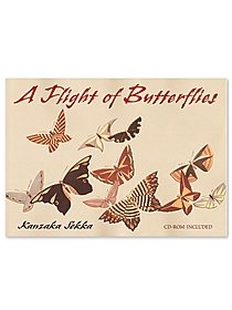 A Flight of Butterflies: CD-ROM and Book