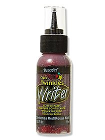 Craft Twinkles Writer orange