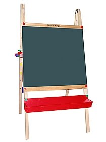 Deluxe Standing Easel for Kids