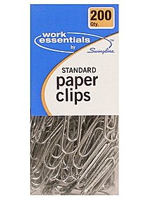Work Essentials Standard Paper Clips