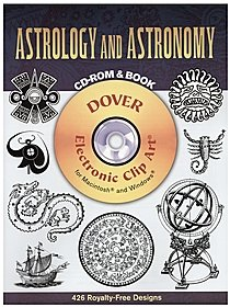 Astrology and Astronomy: CD-ROM and Book