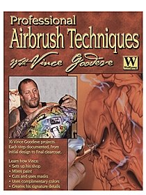 Professional Airbrush Techniques with Vince Goodeve