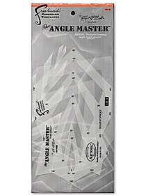 The Angle Master Freehand Airbrush Template