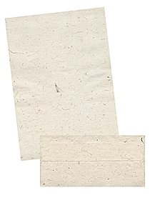 Handmade Paper Sheets and Envelopes