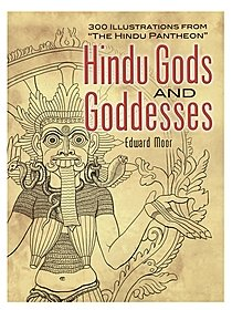 Hindu Gods and Goddesses: 300 Illustrations
