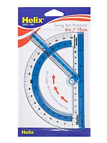 Protractor with Swing Arm
