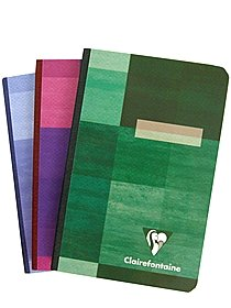 Cloth-bound Notebooks