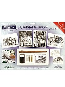 Studio Classic Picture-to-Complete Packs