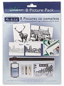 Fine Art Collection Picture-to-Complete Pack
