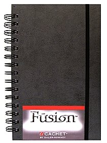 Fusion Sketch Journal Folio
