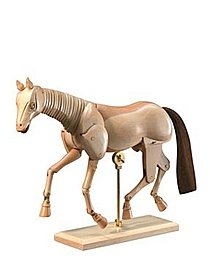 Heritage Wooden Horse Mannequin each