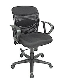 Salambro Jr. Mesh Back Chair