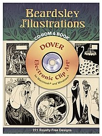 Beardsley Illustrations: CD-ROM and Book